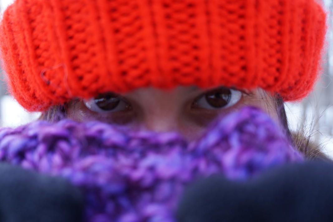 12. Winter Eyes