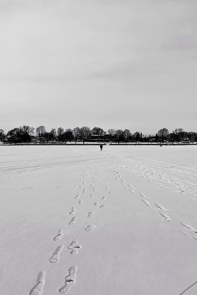 19. Running on Ice